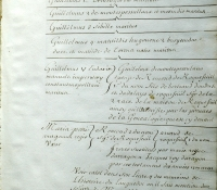 Chartrier Roquefeuil de 1711. Page 16