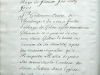 Chartrier Roquefeuil de 1711. Page 12