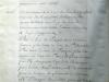 Chartrier Roquefeuil de 1711. Page 25