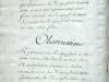 Chartrier Roquefeuil de 1711. Page 35