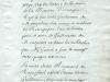 Chartrier Roquefeuil de 1711. Page 36