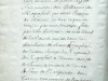 Chartrier Roquefeuil de 1711. Page 39