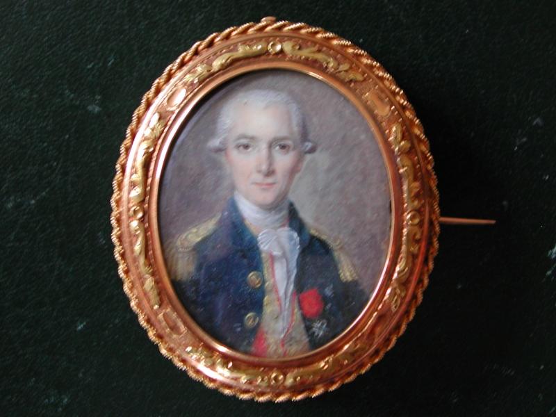 Pierre de Roquefeuil, chef d'escadre