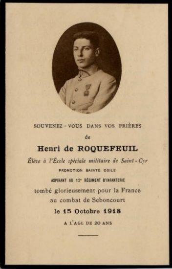 Henri de Roquefeuil
