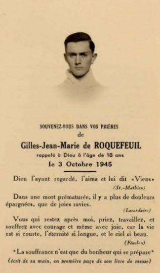 Gilles de Roquefeuil