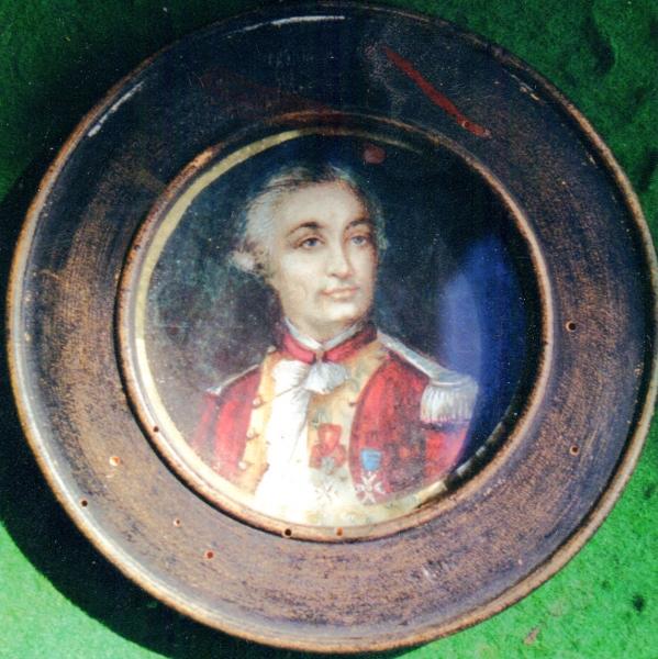 Casimir, Comte de Roquefeuil-Cahuzac Seigneur de Saint-Yssus