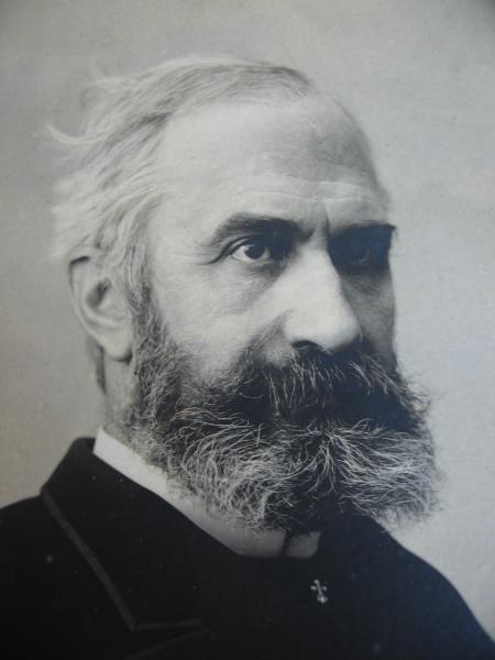 Felix de Roquefeuil-Cahuzac, conseiller à la Cour des Comptes age