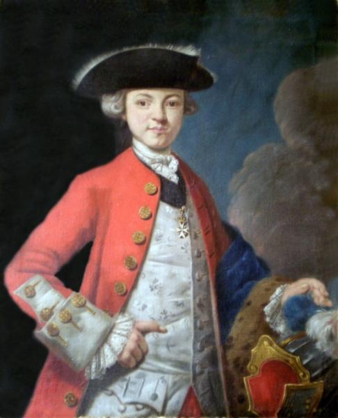 Pierre-Jean de Roquefeuil, vicomte de La Devèze