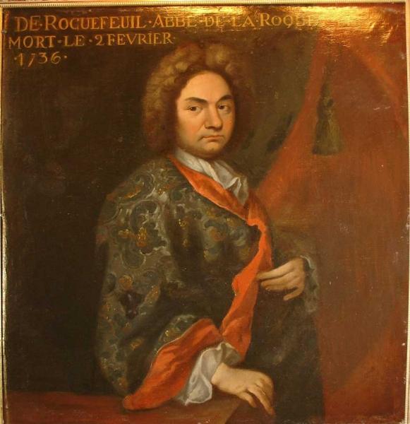 ? de Roquefeuil, abbé de la Roquette