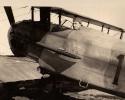 Pierre de Roquefeuil, pilote de Spad