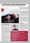 Cols bleus Mars 2013 Entretien avec le CA Antoine de Roquefeuil - la reserve militaire est un renfort indispensable