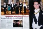 Presse - Point de Vue -Soiree historique a Versailles 1- 2758 mai-juin 2001