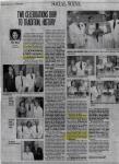 The Times Picayune 27 aout 2011 JM2 de Roquefeuil et du Bousquet