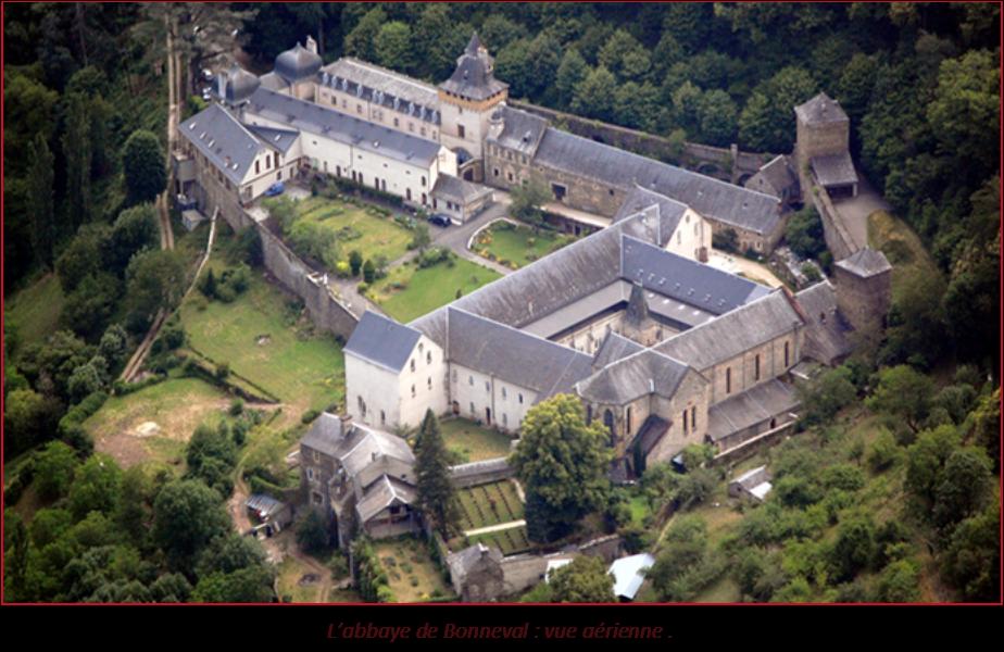 Abbaye de Bonneval