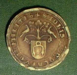 sceau RQF1
